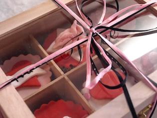 cupcakes voor Valentijnsdag