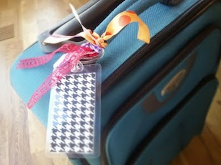 kofferlabels maken
