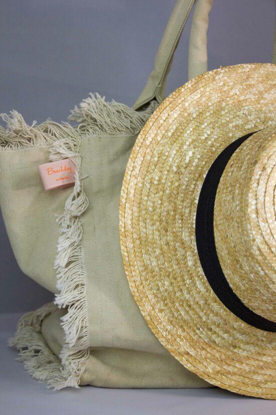 etiquette pour personaliser un sac a plage