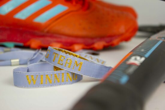 wristband for your sportsteam