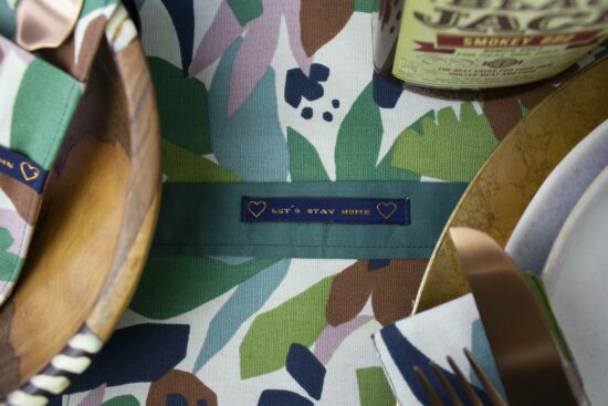 personalise your tabledecoration