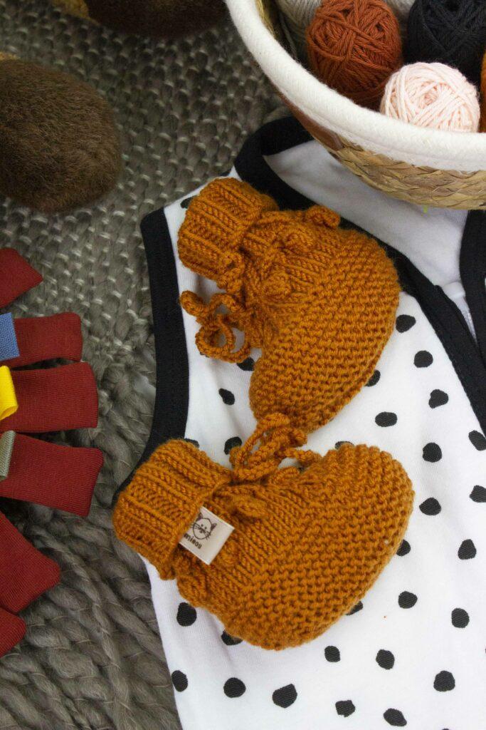 Breisels voor een baby op komst - Nominette